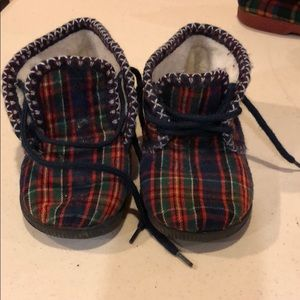 Other - Toddler Italian wool booties